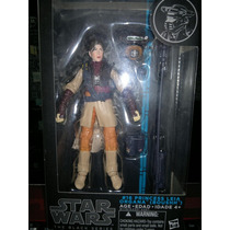Star Wars The Black Series 6 Princess Leia Organa (boushh)