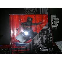 Star Wars Black Series Force Awaken Kylo Ren Starkiller Base