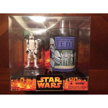 Star Wars Return Of The Jedi Cup & Figure Stormtroopers.