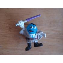 M&m Azul De Star Wars Mide 6 Cms