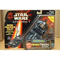Star Wars Episodio I Conmtech Lector Chips X Comp Ve Descrip