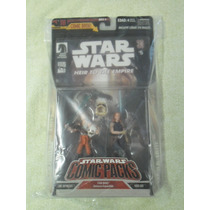Luke Skywalker Mara Jade Heir To The Empire Comic Pack