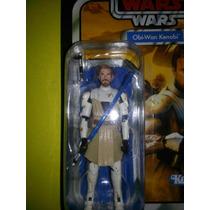 Obi Wan Clone Wars Star Wars Vintage Collection