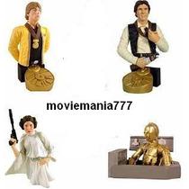 Coleccion De 5 Minibustos Star Wars Gentle Giant