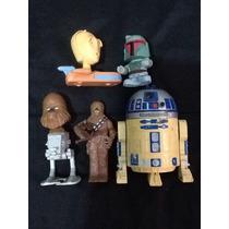 Lote De Figuras Star Wars