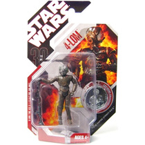 4-lom No. 41 Star Wars 30 Aniversario Chris Parson