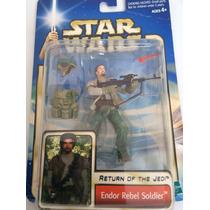 Endor Rebel Soldier - Star Wars Return Of The Jedi
