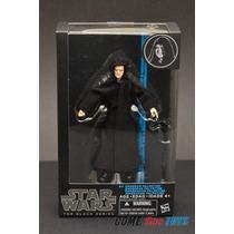 Star Wars Black Series 6 Emperor Palpatine