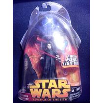 Star Wars Lote Emperor Palpatine, Mas Amedda Y Shocktrooper