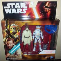 Star Wars The Force Awakens Clone Commander Cody/obi-wan