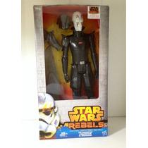 Star Wars Rebels El Inquisidor Con Espada Y Accesorios Nuevo