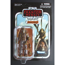 Star Wars - Gungan Warrior Vc74 - Nuevo Vintage Collection