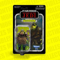 Star Wars Gamorrean Guard Unpunched The Vintage Collection