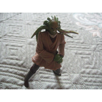 2001 Hasbro Star Wars Aotc Fisto
