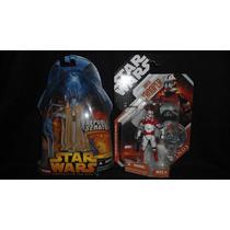 Star Wars Lote Mas Amedda Y Shocktrooper Au1