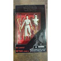 Star Wars Rey (jakku) Black Series, Escala 3.75 Hasbro