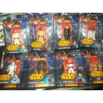 Gcg 1 Lote 8 Monos Star Wars Leyendas De La Saga Hasbro Lbf