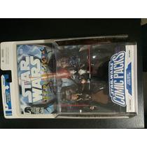Star Wars Comic Pack Asajj Ventress Y Tol Skorr