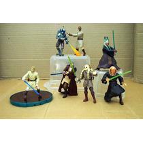 Lote Shaak Ti Jedie & 6 Figura Star Wars Ve Descripcio