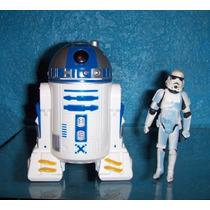 Star Wars R2-d2 Lampara Led.mask He-man Marvel Tmnt Dc Gijoe