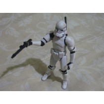 2005 Hasbro Star Wars Rots Super Articulation Clone Trooper