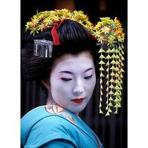 Geisha De Porcelna Y Seda