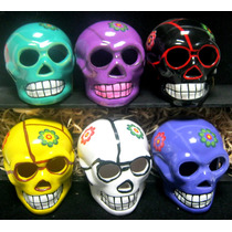 Figura De Calaveritas !!! Halloween Dia De Muertos Craneo