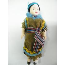 Colección Muñecas Del Mundo De Porcelana Rba 12