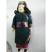 Colección Muñecas Del Mundo De Porcelana Rba 21
