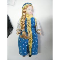 Colección Muñecas Del Mundo De Porcelana Rba 28