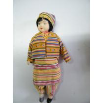 Colección Muñecas Del Mundo De Porcelana Rba 33