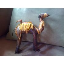Camello De Piel Hecho A Mano
