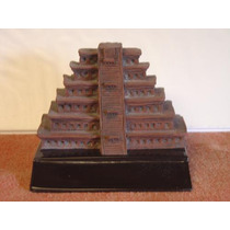 Piramide De Los Nichos Tajin Artesania Prehispanica Veracruz
