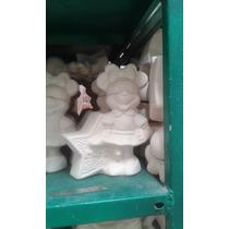 30 Alcancias De Mimi En Ceramica En Blanco Para Pintar