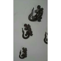 Juego De 3 Iguanas De Pared