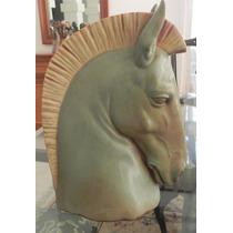 Figura Porcelana Cabeza De Caballo Lladro De Moda En Mty