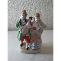 Figura Decorativa Vintage De Porcelana Japonesa, De Los 50