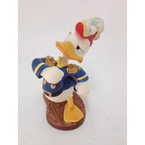 Disney Figura Escultura Pato Donald Admiral Duck