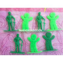 Shrek Lote De Figuras Promocion