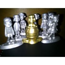 Figuras Del Chavo Del Ocho (8 Figuras) ( Gamesa Vuala)