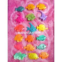 Lote De Pescados Miniatura Varias Especies
