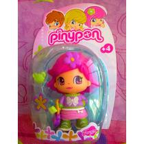 Pinypon Munequita Pelo Rosa A La Moda Modelo 11