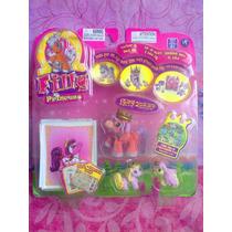 Filly Princess Set De Caballitos Aterciopelados