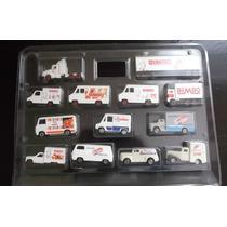 Colección De Camioncitos Bimbo Nueva Y Completa