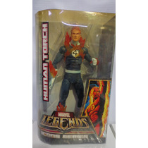 Human Antorch(antorcha Humana) Variante Marvel Legends Icons