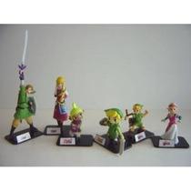 Zelda Series Figure Collection - Figuras Japonesas - Nuevas