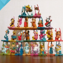 Colección Sonrics Hanna Barbera Musicos Cartoon Network