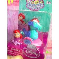 Ariel Set De Figuras Squinkies Miniatura