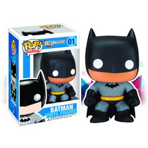 Batman Pop Funko 01 Dc Comics Dc Universe Marvel Gennial