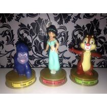 Figuras De Disney Colección 100 Años, Lote Con 10